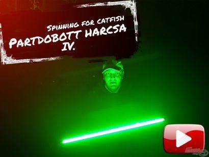 """Felső-Tiszai kalandok XXXIX – """"Partdobott"""" harcsa IV."""