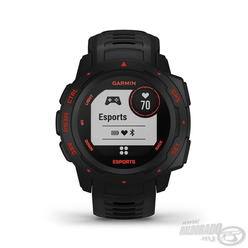 Kifejezetten e-sportolóknak készült óra