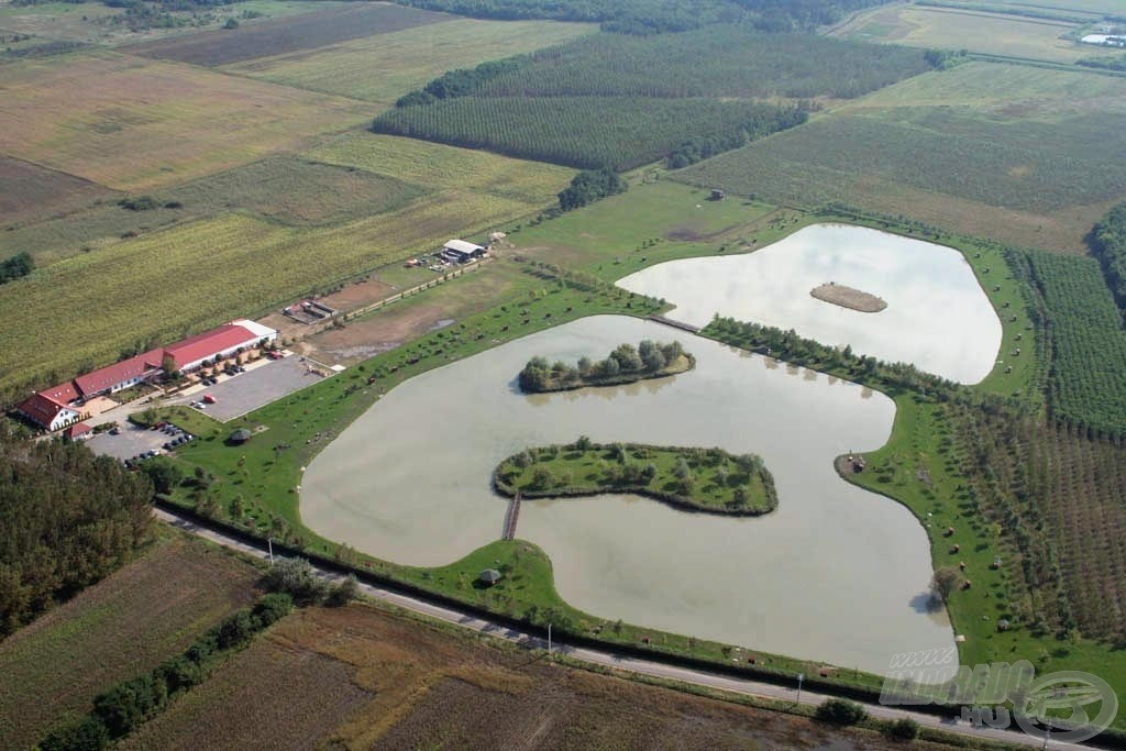 A Verba tanya horgásztó és komplexum MINDEN elvárásunknak maximálisan megfelel!
