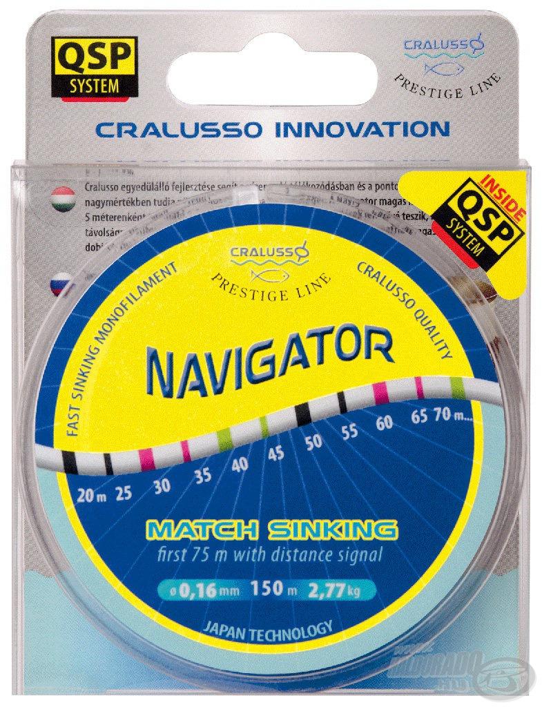 Valóban remek megoldást kínál a Cralusso a gyors, egyszerű és pontos zsinórcseréhez