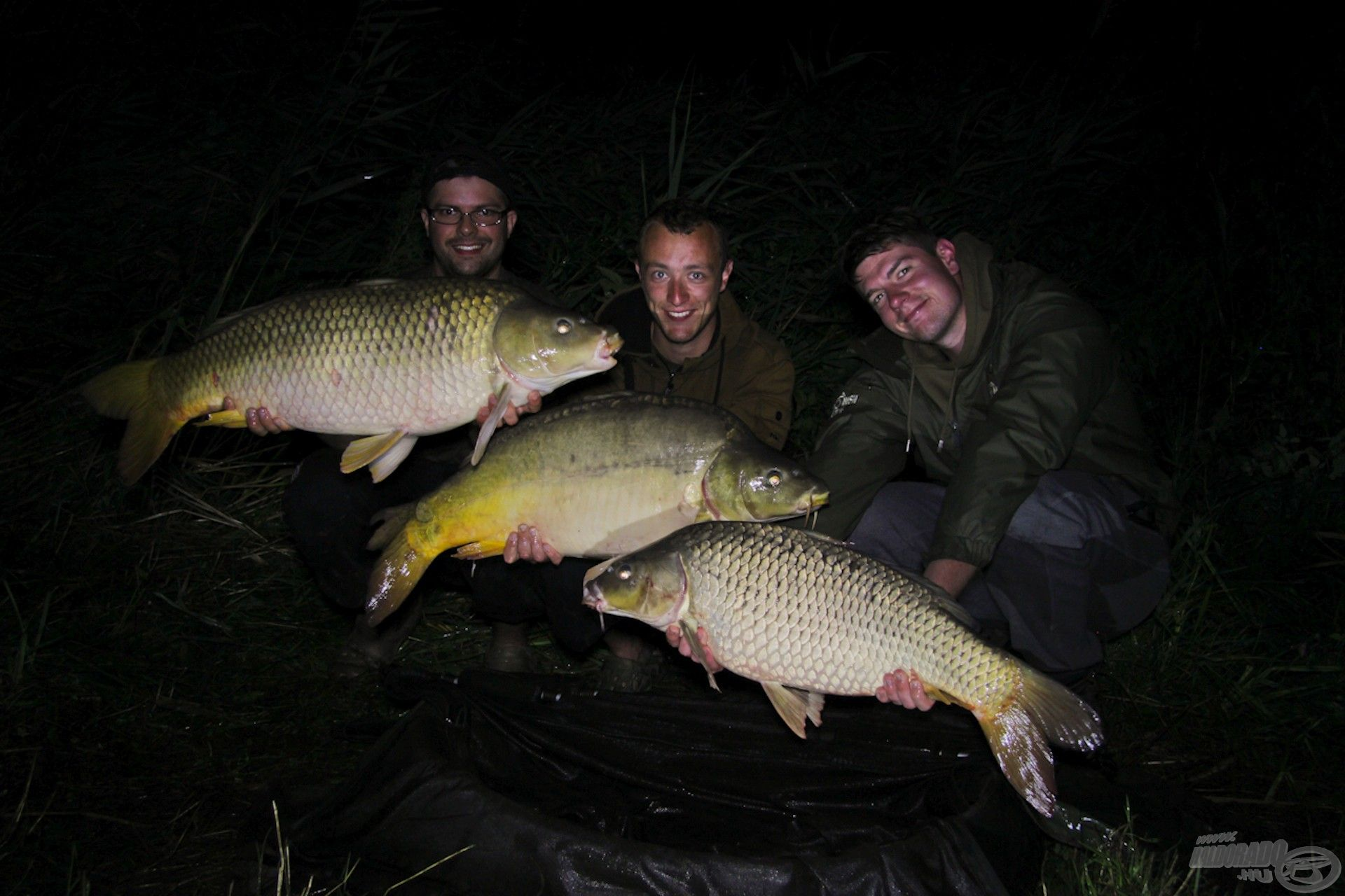 Az elmúlt 2 évben Ben barátunkkal horgásztunk együtt