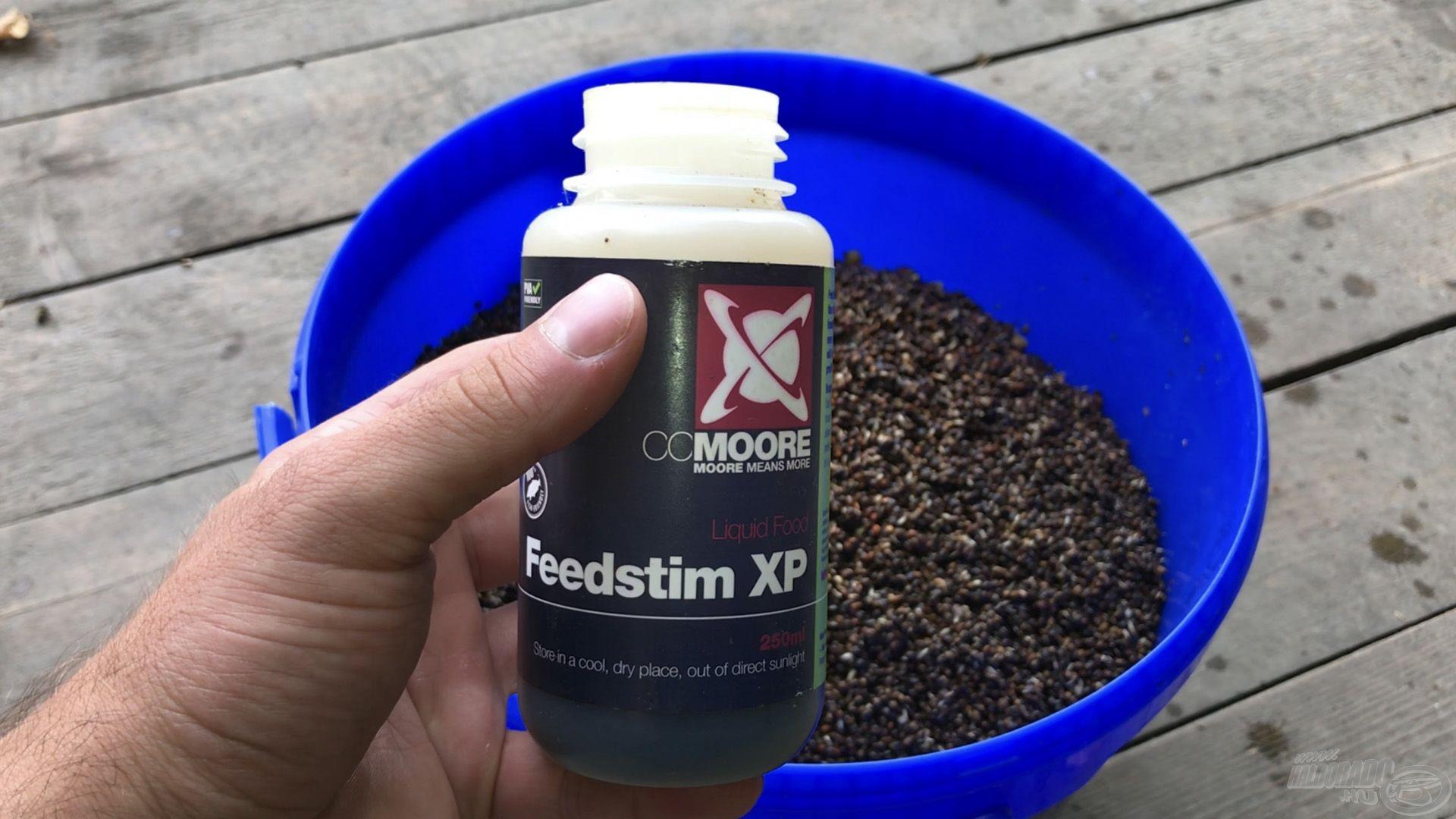 A Feedstim XP Liquid egy kiváló kiegészítő
