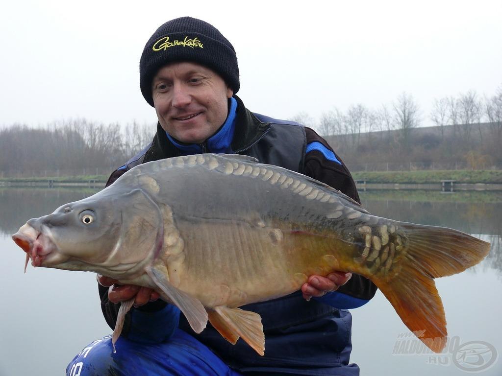 A nap legnagyobb hala: 6.410 gramm! Soha rosszabb évkezdést!