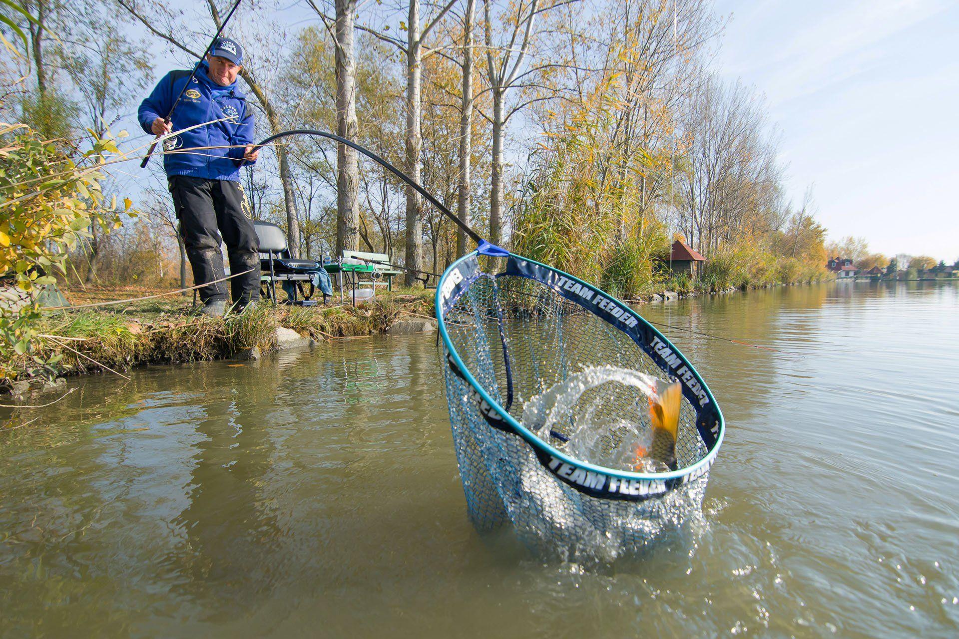 Élmény a horgászat minden perce…