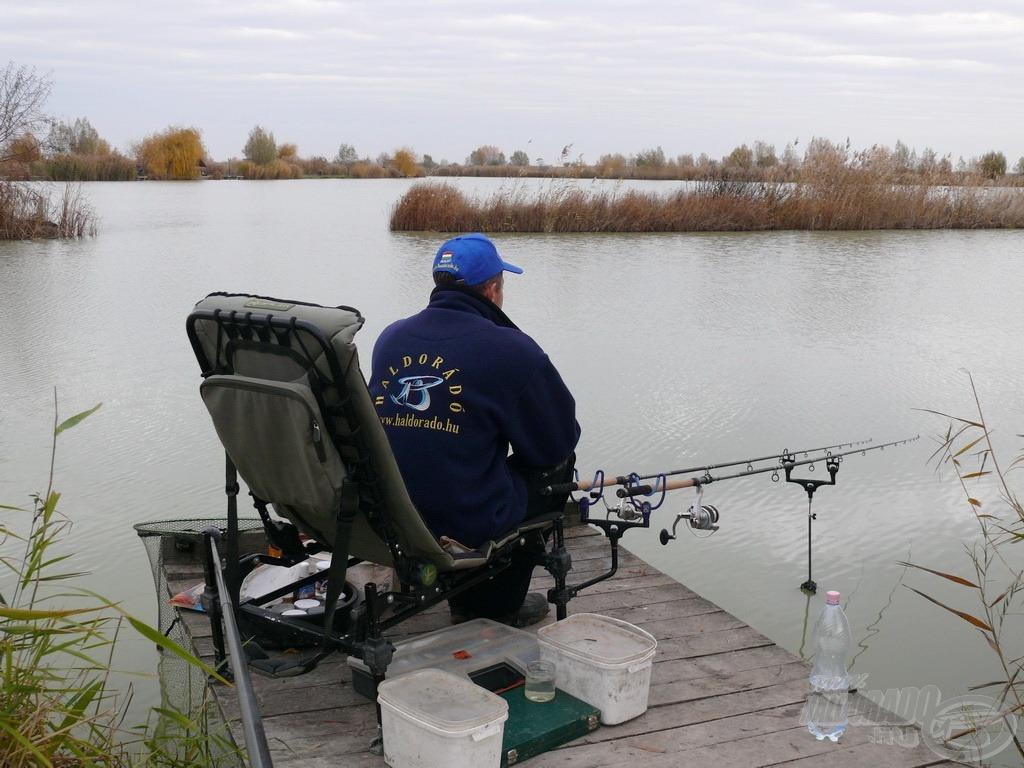 Igényes, szép környezet és könnyen megközelíthető, kiépített horgászhelyek várják a horgászokat