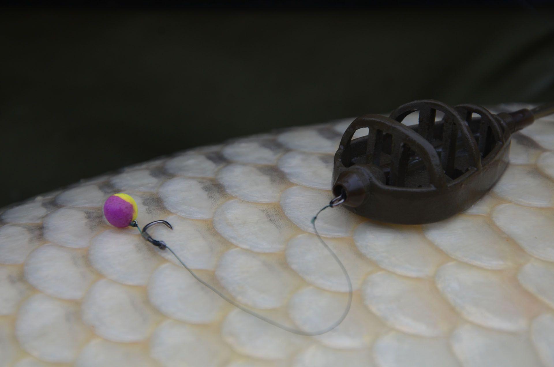A tökéletes method végszerelék nagy halak horgászatához