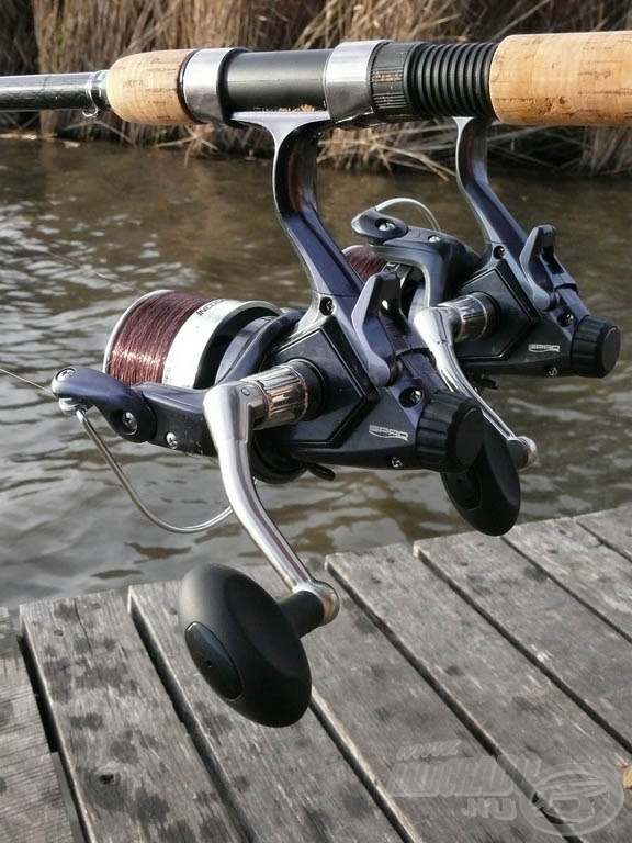 A Spro Incognito LCS 855 nyeletőfékes orsók a sokadik horgászaton bizonyítják, hogy ideálisak a feederhorgászatra