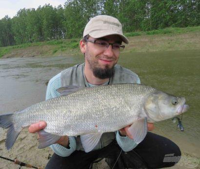 Horgászkirándulás Kesznyétenen