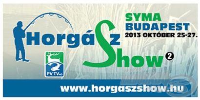 HorgászShow 2013 meghívó