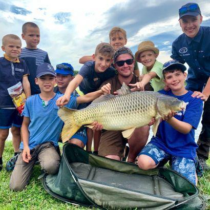 Horgásztábor beszámoló