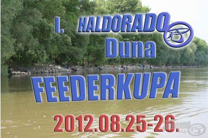 I. Haldorádó - Duna Feederkupa versenykiírás