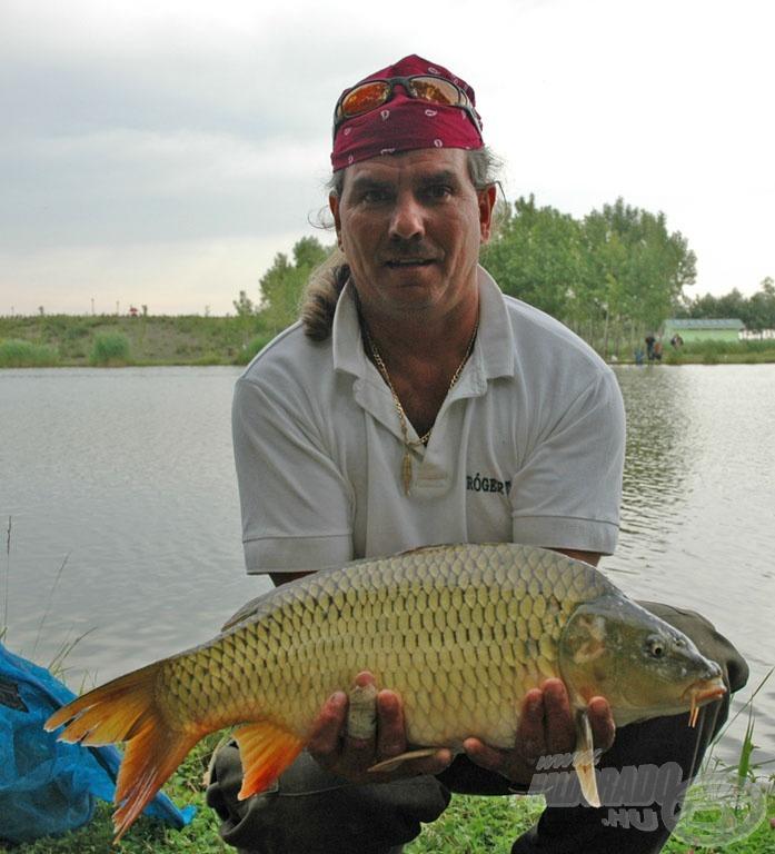 Szili István hala 4.170 gramm volt