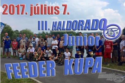 III. Haldorádó Junior Feeder Kupa versenykiírás