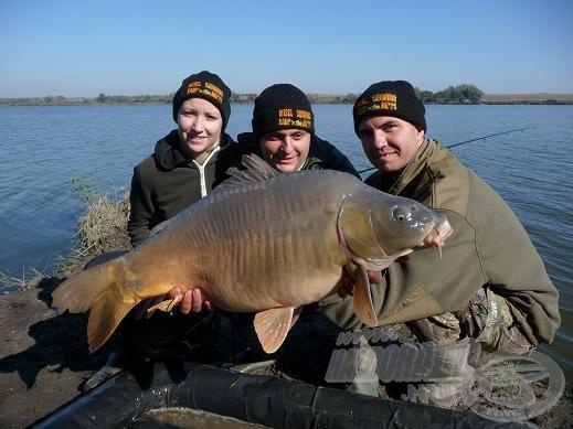 A Mišel Zadravec Carp Team Hungary csapata