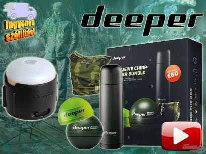 Ismerd meg a legnépszerűbb Deeper termékeinket!