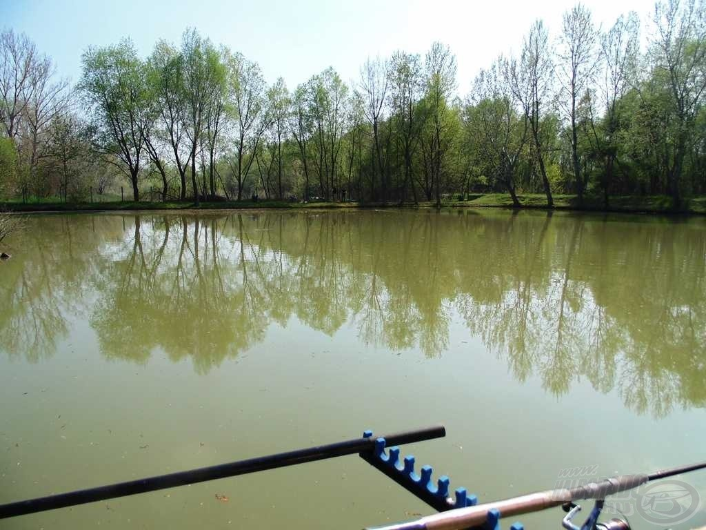Arra már a nagy Duna folyik