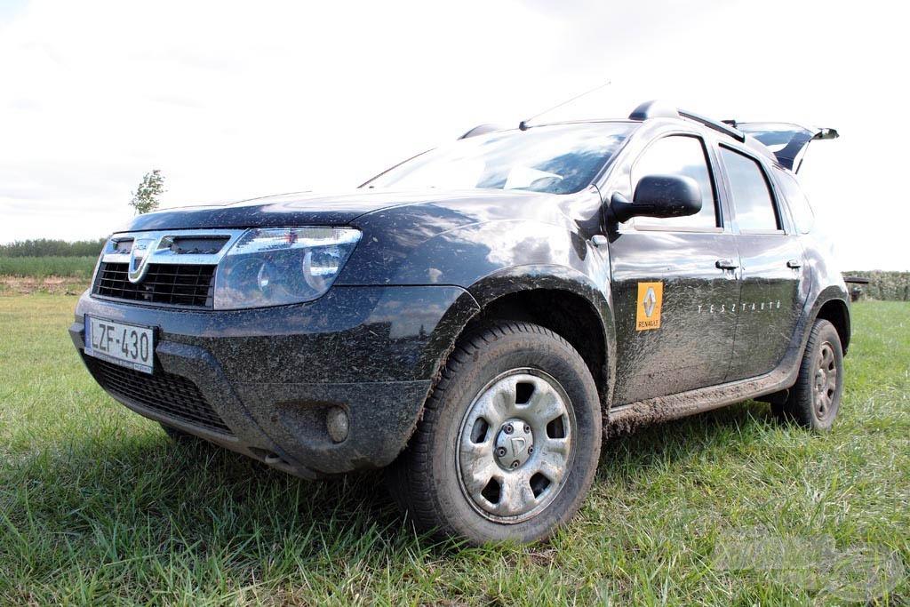 A Dacia Duster állta a sarat…