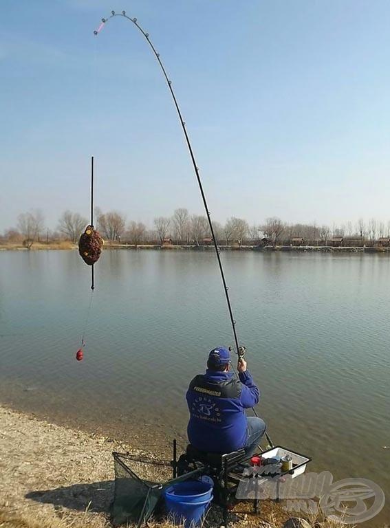 Próbáljunk minél pontosabban horgászni!