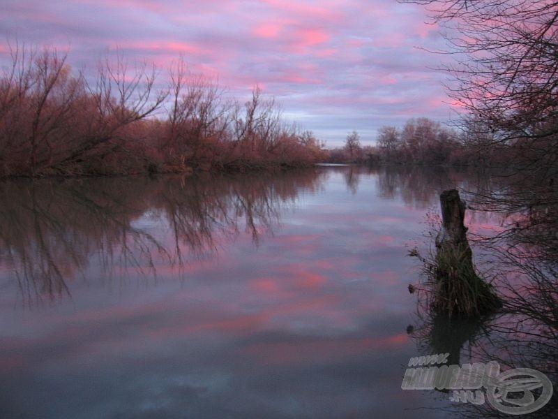 A festői szépségű Kis-Duna