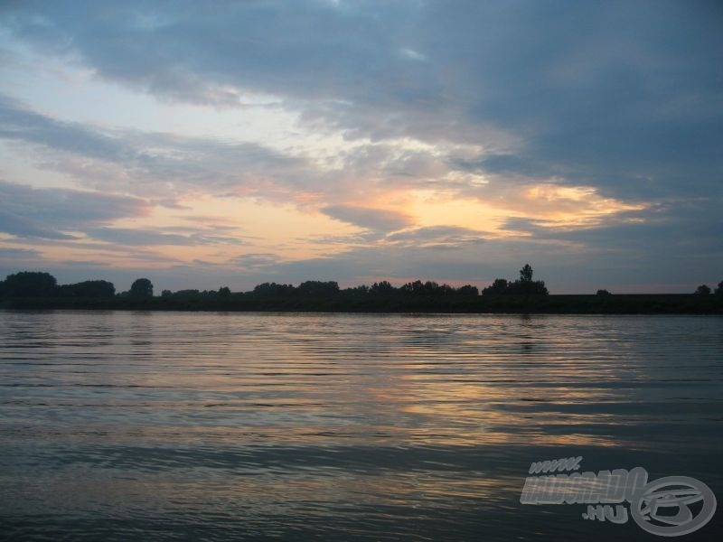 A bősi Duna