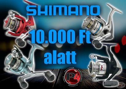 Ki mondta, hogy drágák a Shimano termékek?Shimano orsók 10.000 Ft alatt a Haldorádón!!!
