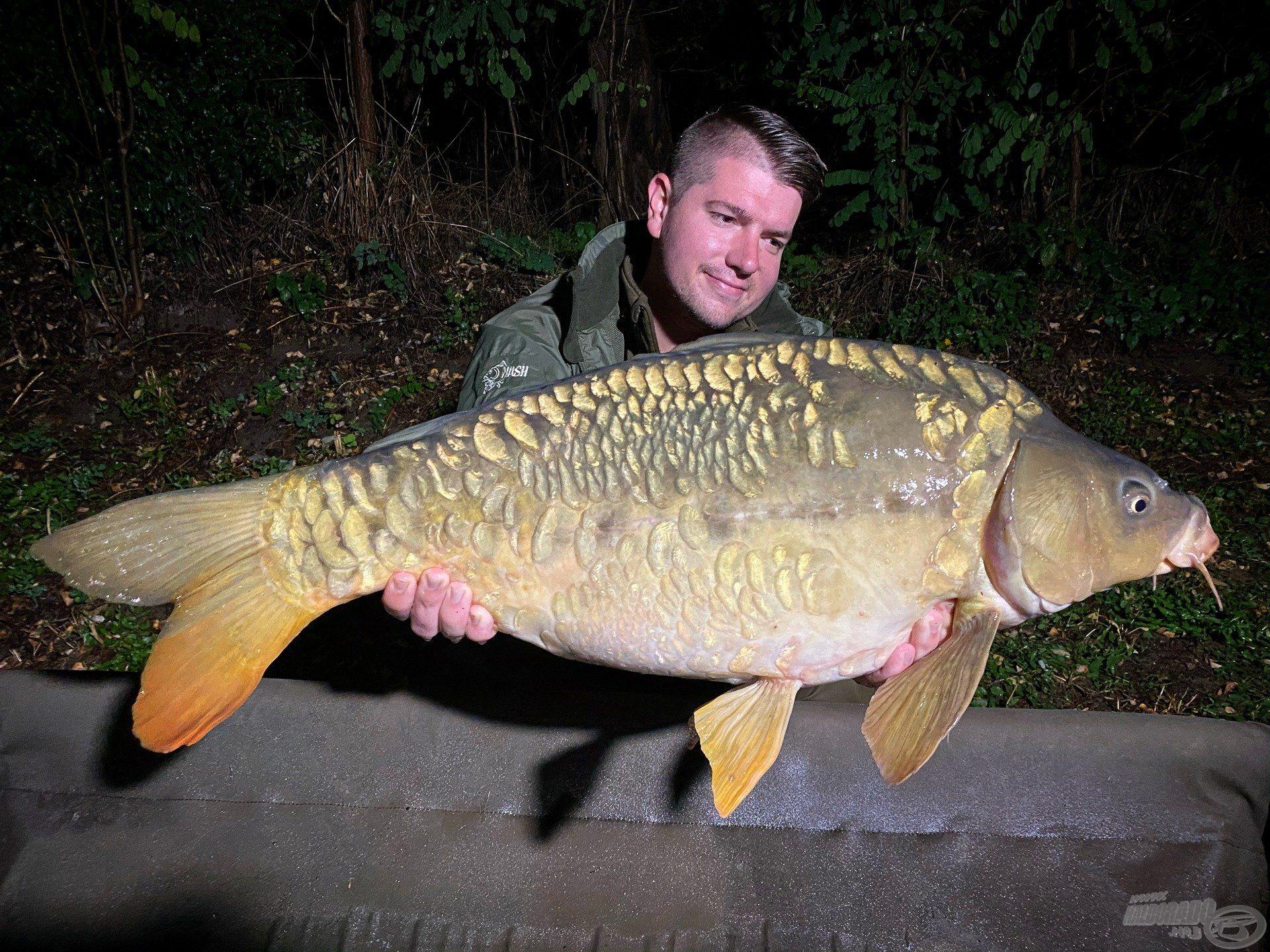 A kitartás és a variálás egy különleges halat eredményezett