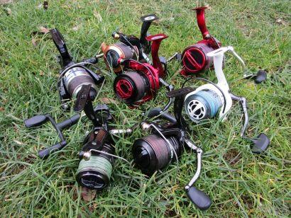 Kora tavaszi összefoglaló 2. rész – Horgászfelszereléseim