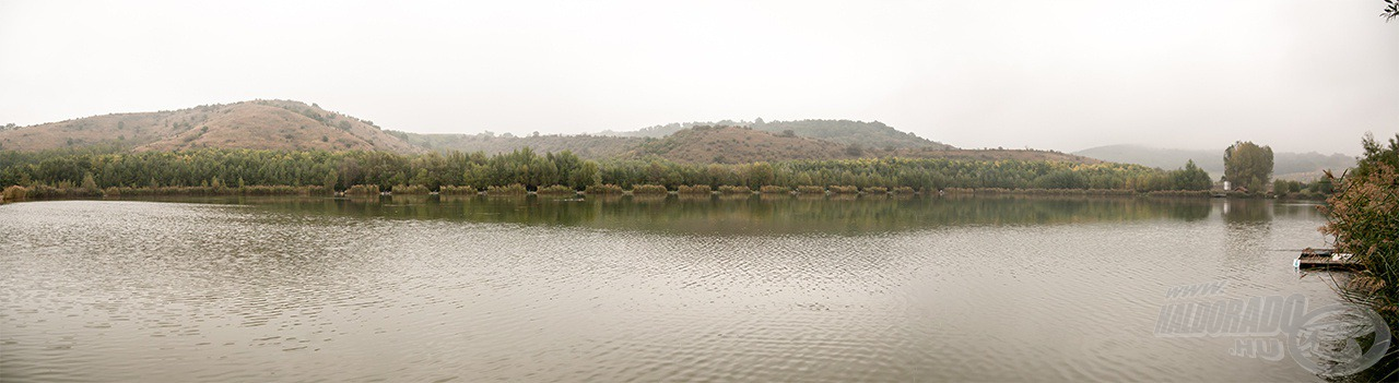 Kesztölci-tó - még visszatérek