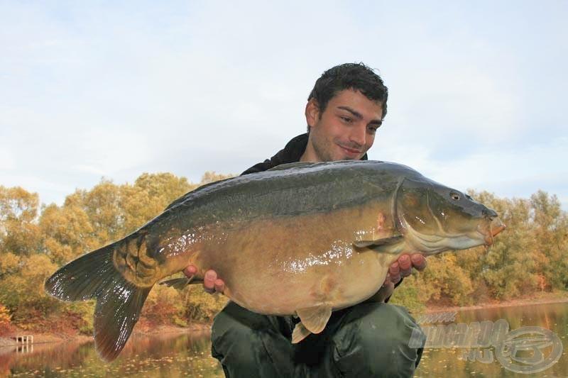 Frederic 11 kg-os tükörpontya