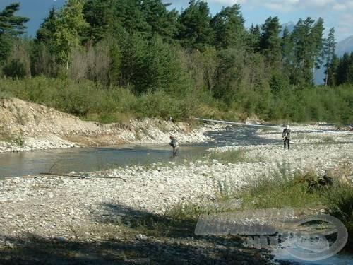 Ilyen a Bela folyó