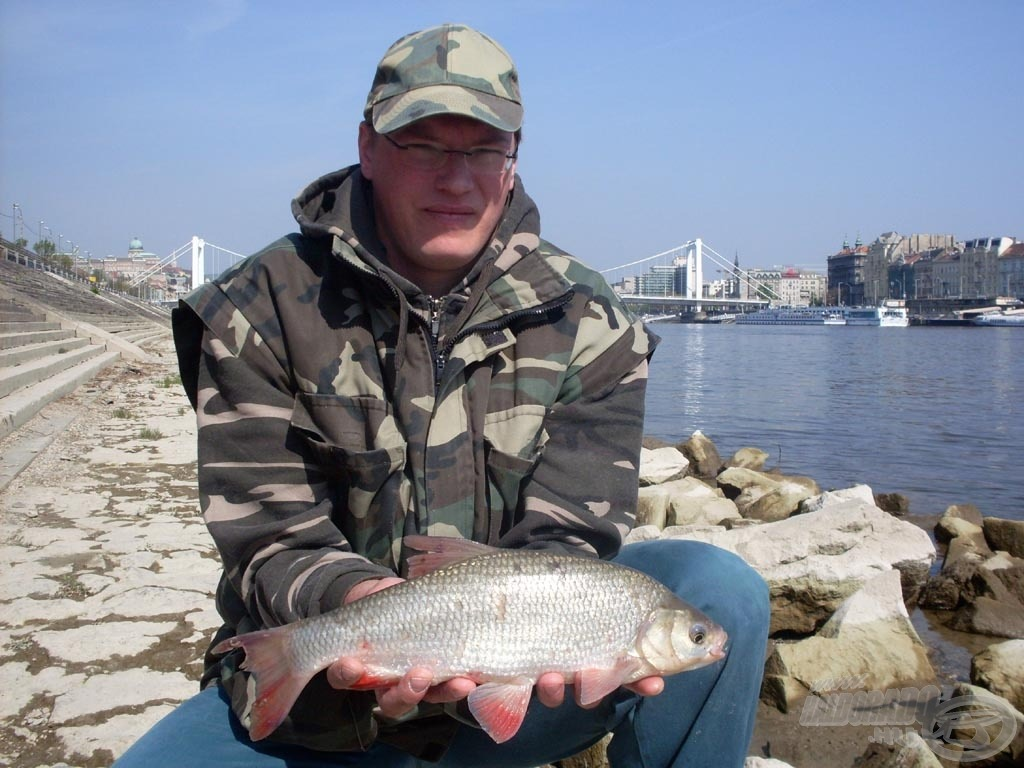 Jászkeszegre sem horgásztam soha célzottan