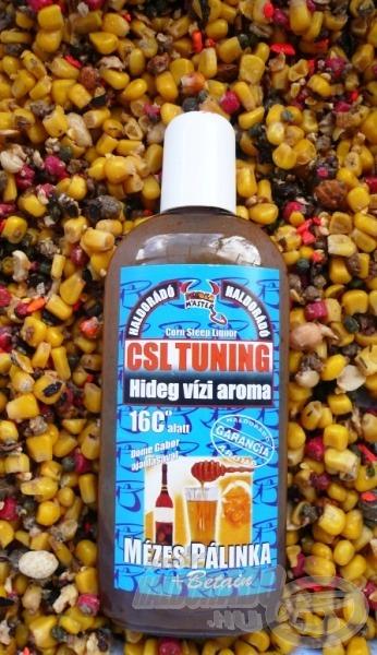 Kukorica, pellet, mogyoró, TTX, kendermag, színes morzsa és a megfelelő aroma