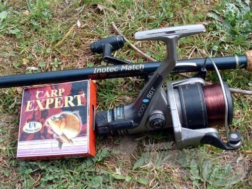 Bevált horgászeszközeim