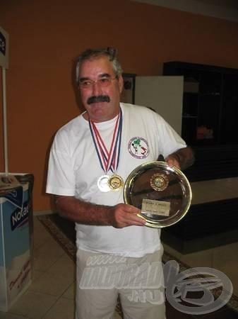 A Zenta-kupa egyéni bajnoka