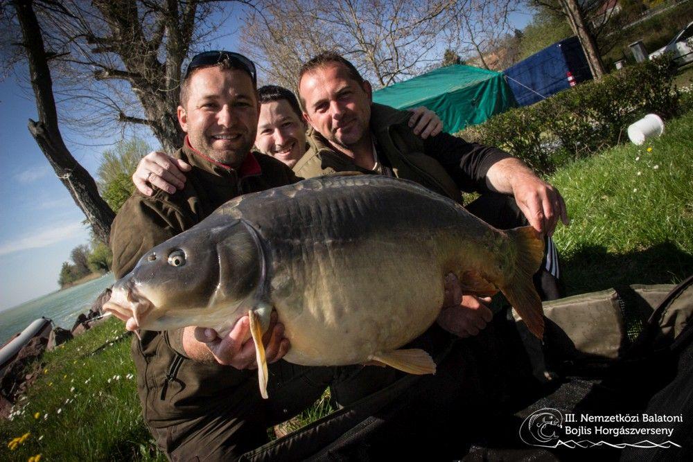 A III. NBBH legnagyobb hala már közelített a 20 kg-os álomhoz