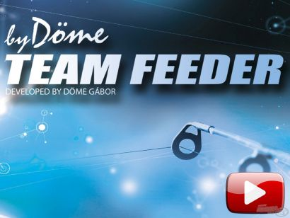 Megjelent a By Döme TEAM FEEDER 2019 termékkatalógus, lapozz bele!