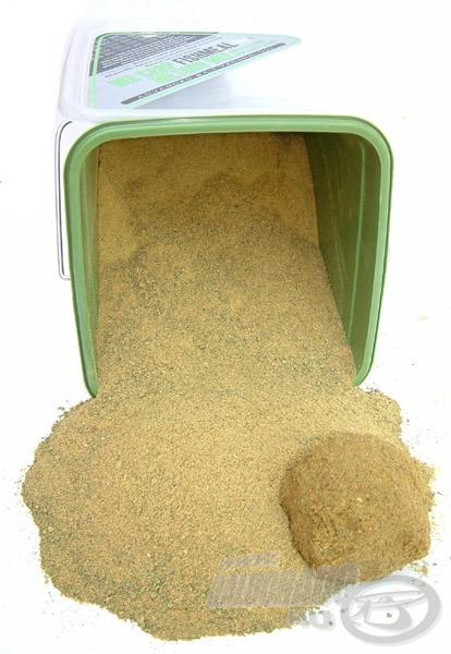A Big Carp Fishmeal Method Mix ideális hallisztes keverék