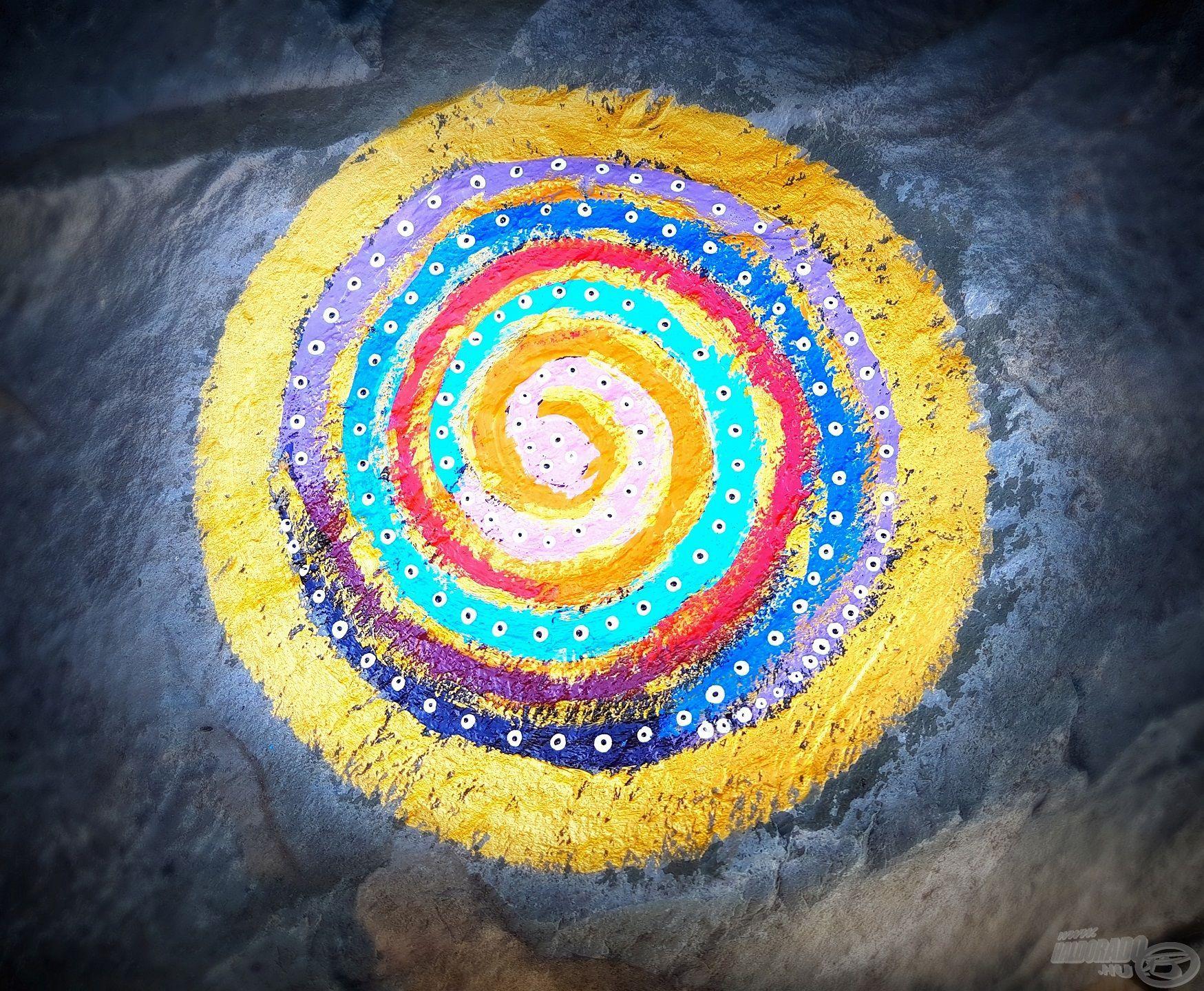 Kőbe vésett művészet a meszesi Duna-parton