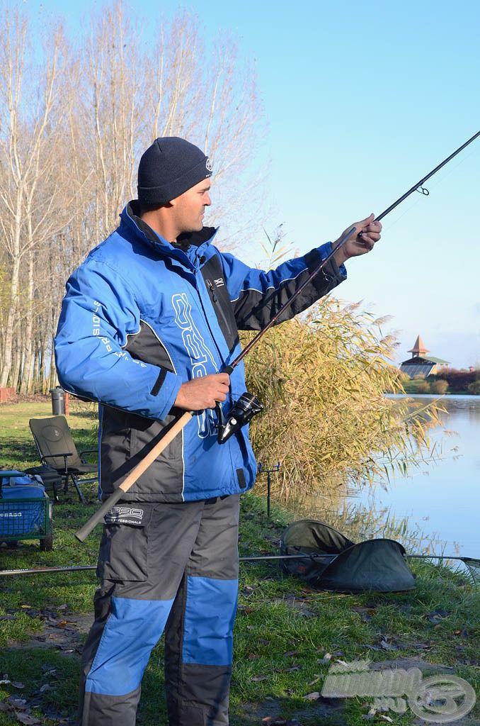 A hétköznapi horgászatok megbízható harcosa a Carp Fighter