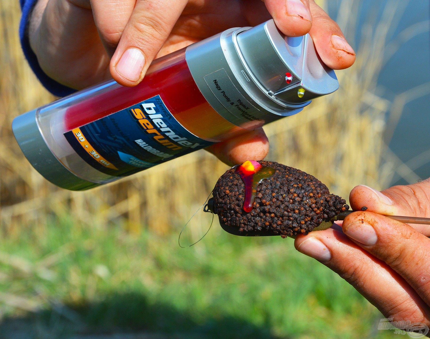 A megtöltött kosár lokális aromásítására való ez az aromacsalád