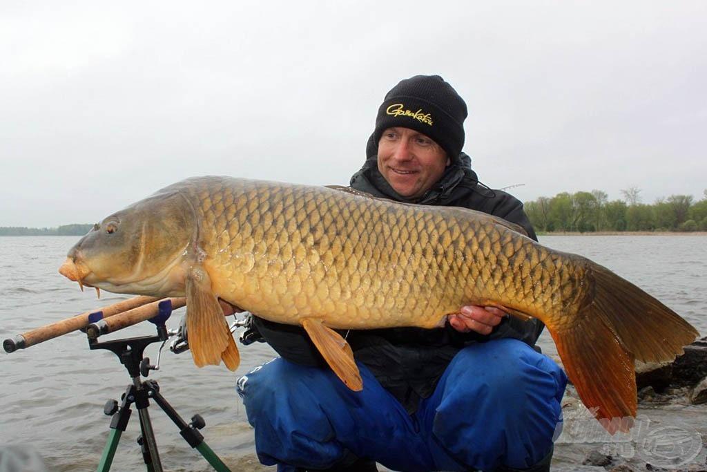 Nem kergetem görcsösen a nagytestű halakat, de évről évre egyre nagyobb…