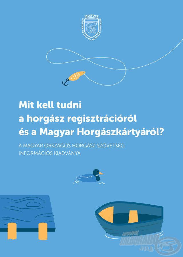 A MOHOSZ összegyűjtötte az elektronikus regisztrációval, illetve a Magyar Horgászkártyával kapcsolatban leggyakrabban elhangzó kérdéseket, melyekre a következő sorokban ad egyértelmű válaszokat