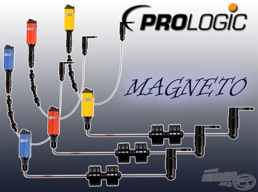 A Prologic 2013-as újdonsága a Magneto swinger és hanger termékek