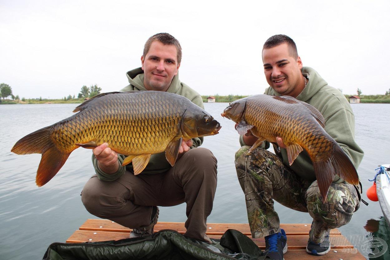 Így búcsúztunk a Carp&Carp Horgásztanyától
