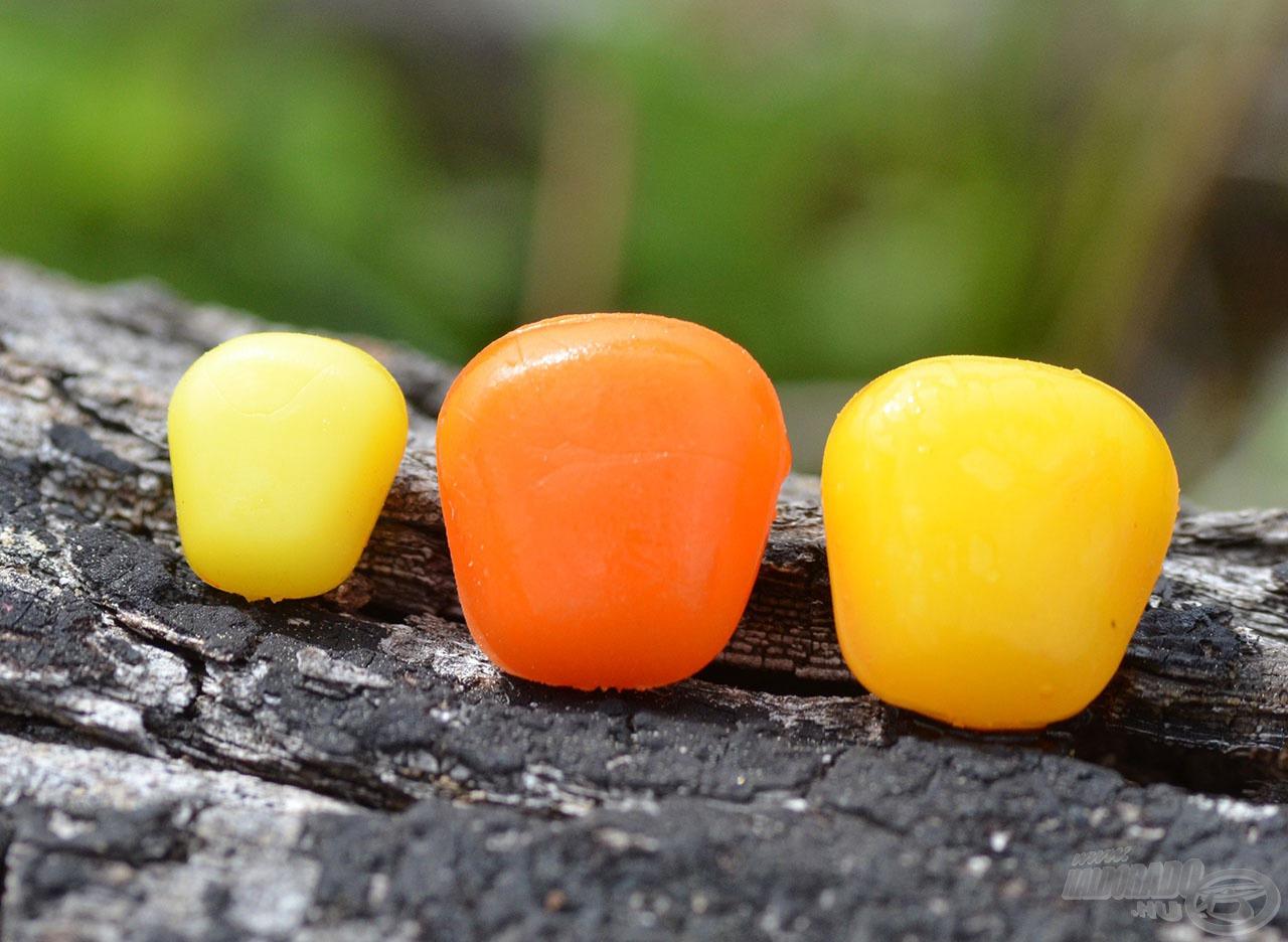 A SpéciCorn Mega háromszor nagyobb méretű, mint a normál SpéciCorn