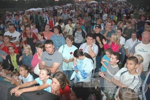 A Tófesztiválon rengetegen gyűltek össze…