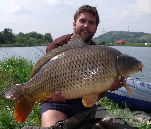 A legnagyobb halam 23,5 kg volt!