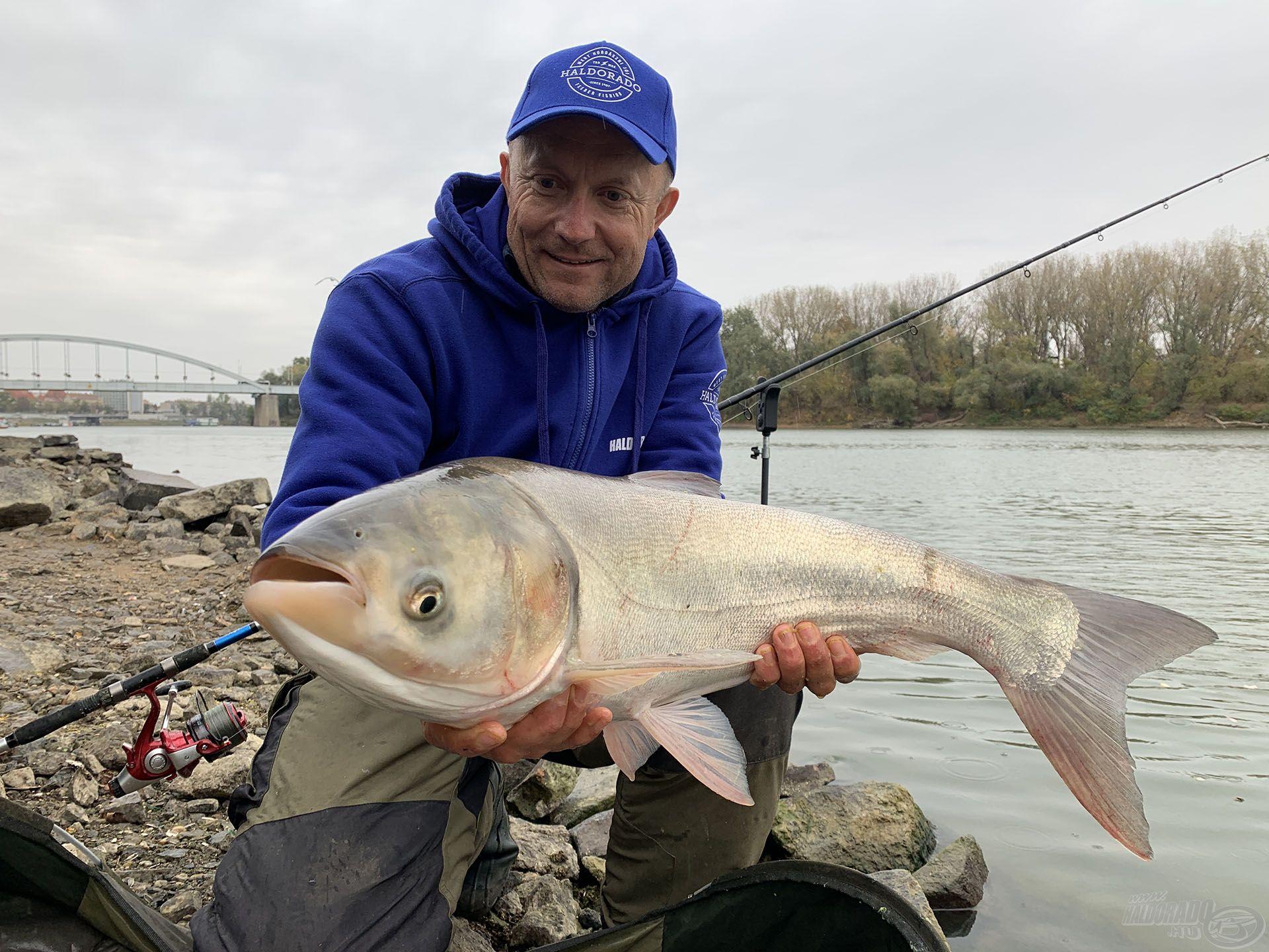 Sportszerű horgászata nagyszerű móka