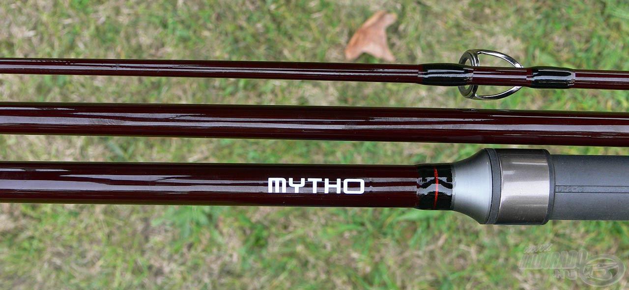 A Mytho a szemnek is nagyon tetszetős kivitelű bot