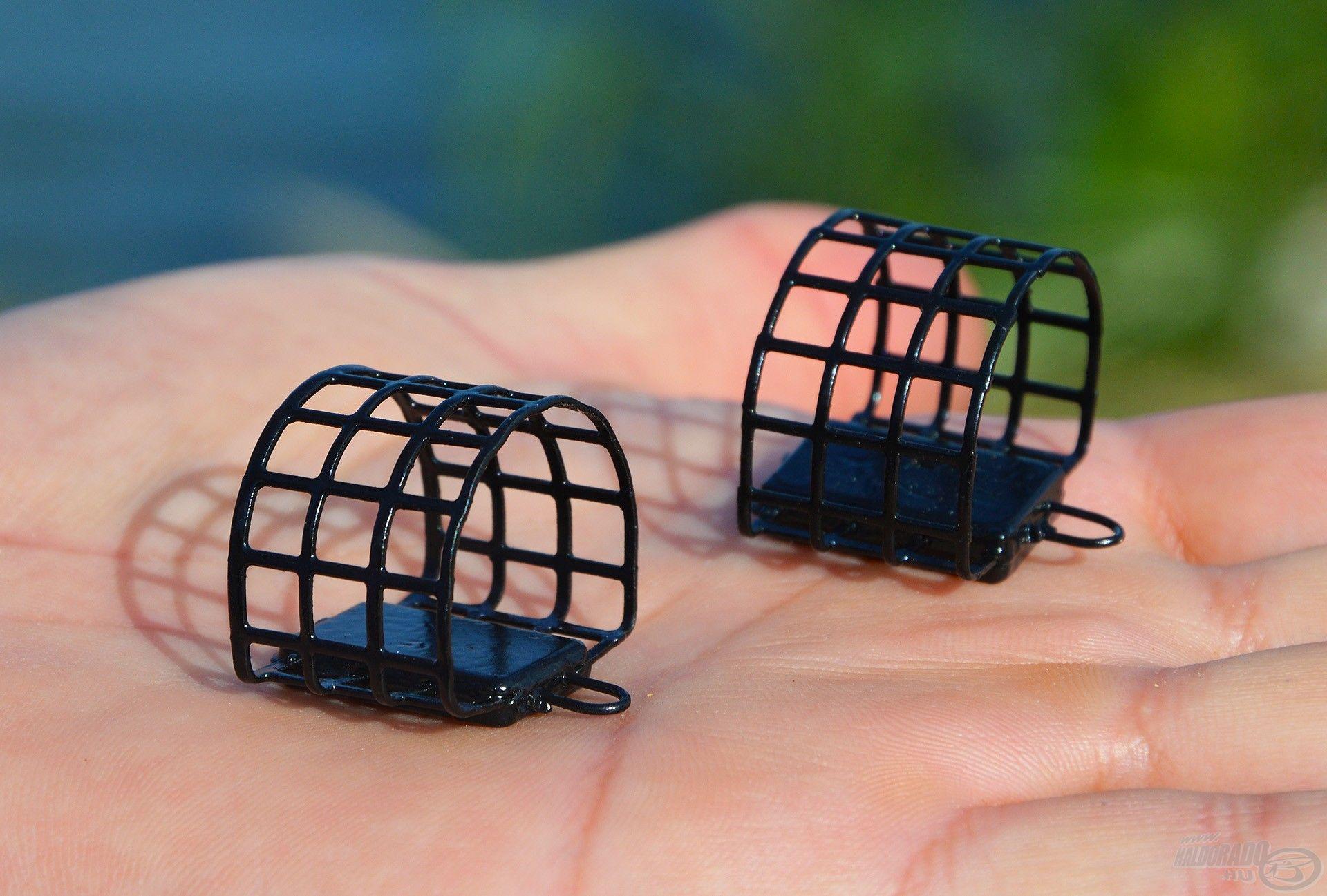 A Micro méretű változat mindössze háromsoros kis kosárka